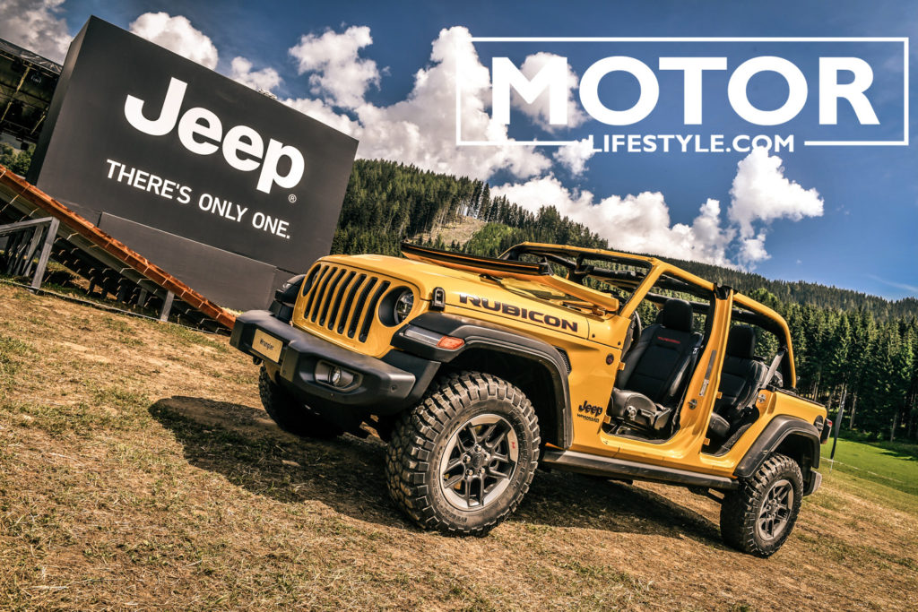 Jeep Wrangler Jl New Jeep 2018 Jeep 4 4 Motor Lifestyle