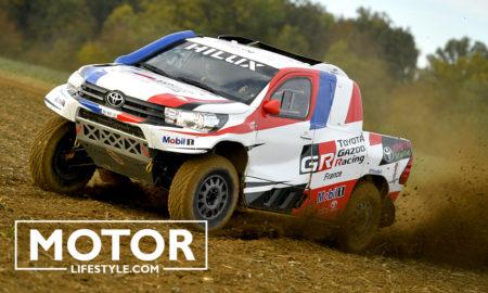 Toyota Dakar 2019 Hilux V8 Pick up motorlifestyle