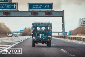 First Overland 1955 London Singapour en Land Rover série 1