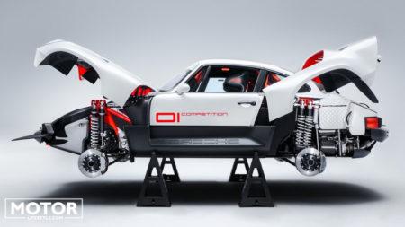 Porsche Singer 911 ACS