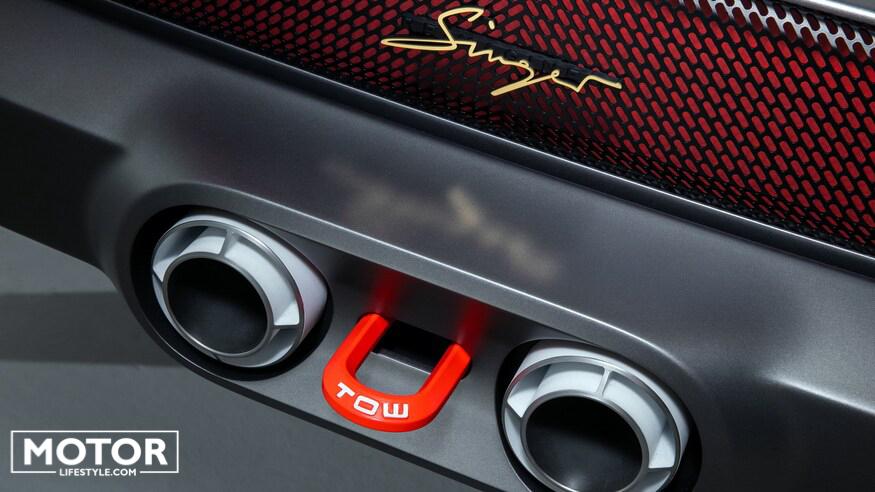 Porsche Singer 911 ACS Safari Rally