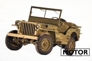 Jeep ww2 in crate045