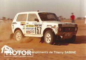 Lada niva paris Dakar André Trossat004