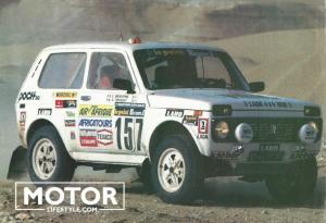 Lada niva paris Dakar André Trossat005