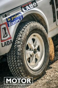 Lada niva paris Dakar André Trossat051