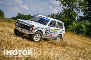 Lada niva paris Dakar André Trossat061