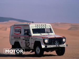 Mercedes G Dakar Rally Ickx Brasseur005