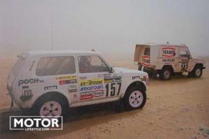 Mercedes G Dakar Rally Ickx Brasseur007