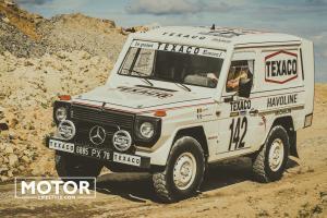 Mercedes G Dakar Rally Ickx Brasseur009
