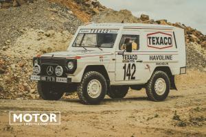 Mercedes G Dakar Rally Ickx Brasseur017