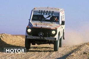 Mercedes G Dakar Rally Ickx Brasseur019