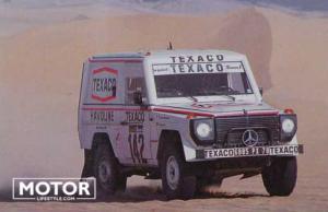 Mercedes G Dakar Rally Ickx Brasseur022