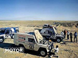 Mercedes G Dakar Rally Ickx Brasseur028