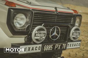 Mercedes G Dakar Rally Ickx Brasseur032