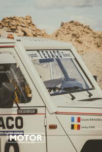 Mercedes G Dakar Rally Ickx Brasseur034