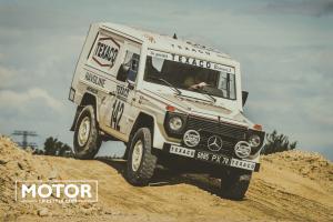 Mercedes G Dakar Rally Ickx Brasseur039