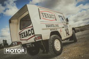 Mercedes G Dakar Rally Ickx Brasseur041