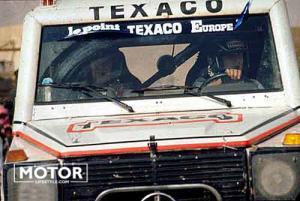 Mercedes G Dakar Rally Ickx Brasseur042