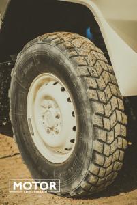 Mercedes G Dakar Rally Ickx Brasseur049