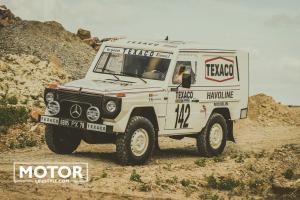Mercedes G Dakar Rally Ickx Brasseur050