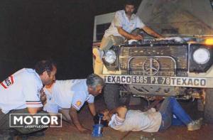 Mercedes G Dakar Rally Ickx Brasseur051
