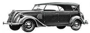 1936 Toyota AB-2