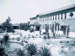 1937 Toyota Motor Company Head office