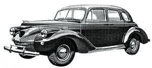 1947 Toyota B-2