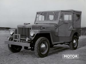 1951 Toyota Jeep motor-lifestyle