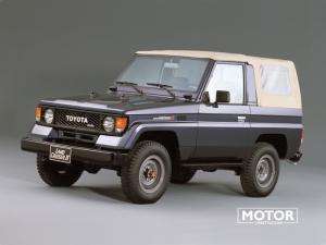 1984 Toyota serie 70 motor-lifestyle